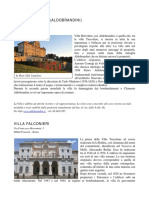 Info Ville Turismo
