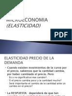 CLASE No. 3 Elasticidad
