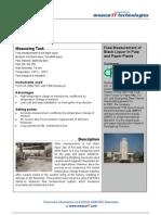 MeasurIT Flexim ADM7407 Project DFpaper 0910