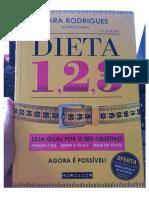 Livro Dieta 1 2 3 Dra Iara Rodrigues