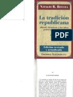 La Tradicion Republicana -Natalio Botana