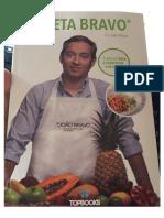 Livro Dieta Bravo