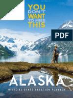 TravelAlaska 2016 Planner