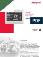 Honeywell Prestige User Guide
