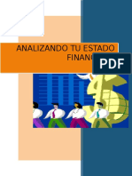 Analizando tu Estado Financiero