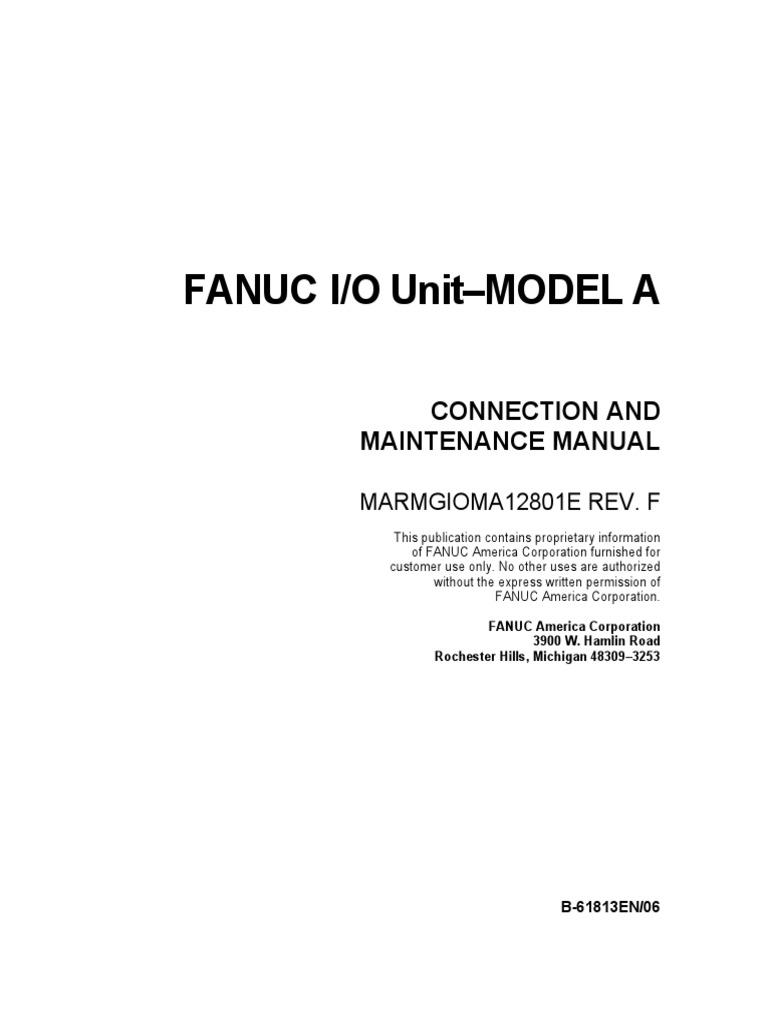 FANUC Ladder III Software V6 81 | Safety | Robot