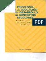 Sicologia de La Eduacion y Del Desarrollo en Contextos Escolares_piramide