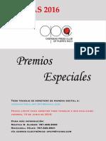 Reglas Premios Especiales 2016