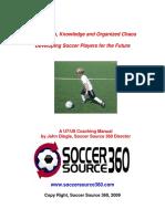 Training Program Manual for U7 and U8