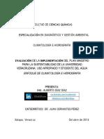 Análisis de la precipitación en Xalapa, Veracruz, México