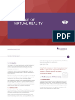 The Rise of Virtual Reality
