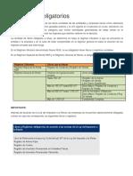 Obligaciones contables empresas