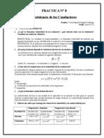 Cuestionario Previo N°8