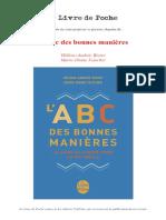 Prem Chap ABC Des Bonnes Manieres