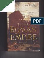 book the fall of the roman empire