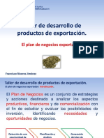 2 1 Taller de Desarrollo de Productos de Exportación