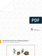 Sesión 7 Invop2 - Pdd - Producción e Inventarios - Presentación