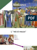 Medioevo e Regni Romano-barbarici