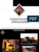 Capacitacion a Conductores International