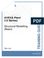 Modeling Frame Structural
