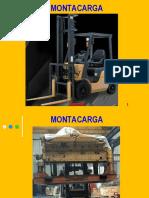Operacion de Montacarga
