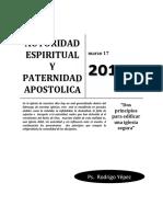 AUTORIDAD ESPIIRTUAL Y PATERNIDAD APOSTOLICA (Manual).pdf
