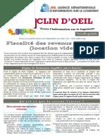 Clin Oeil 2013 Revenus Fonciers Bis