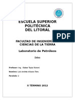Laboratorio de Petroleos