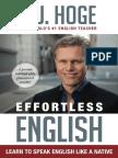 Effortless English Learn To Speak English Like A Native by AJ Hoge.pdf