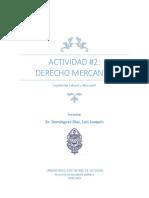 Der Mercantil Act 2