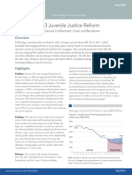 djj justice reform overview
