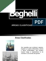 Areas Clasificadas