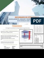 1 - Pre Dimensionamiento estructuras