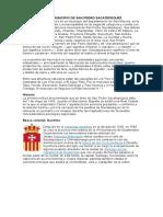 Monografia Del Municipio de San Pedro Sacatepequez