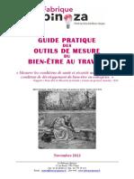 Guide Des Indicateurs de Bien Etre Au Travail FS FINAL