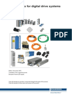 Kollmorgen Accessories for Digital Drive Systems AKD