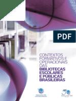 CFB Contextos Formativos Bibliotecas Escolares