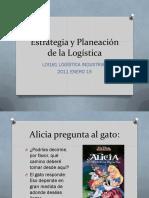 Estrategia y Planeación Logistica