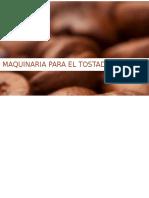 Tostado de Cafe