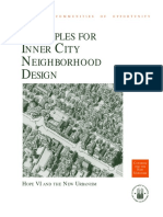 Inner-city Neighborhood Design Book