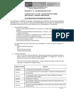 DIRECCION y Requisitos