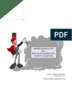 ADM - 1º -2016.1 = Adm Rel Cliente - apostila