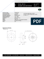 CEP-1112 Datasheet - Piezo Audio Transducer _ CUI Inc