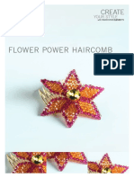Instruction Beads Flower Power Haircomb LowRes