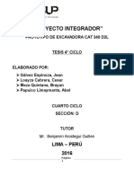 Proyecto 4to Ciclo