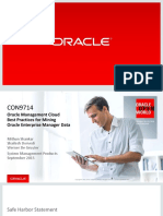 CON9714_De Gruyter-CON9714 - Oracle Management Cloud Best Practices for Mining Oracle Enterprise Manager Data