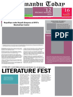 SAMPLE INDESIGN NEWSPAPER