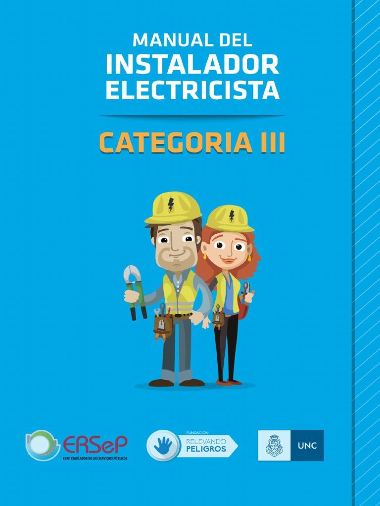 Manual Instalador-Electricista CatIII (1)