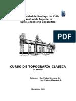 Topografia Clasica (VH)