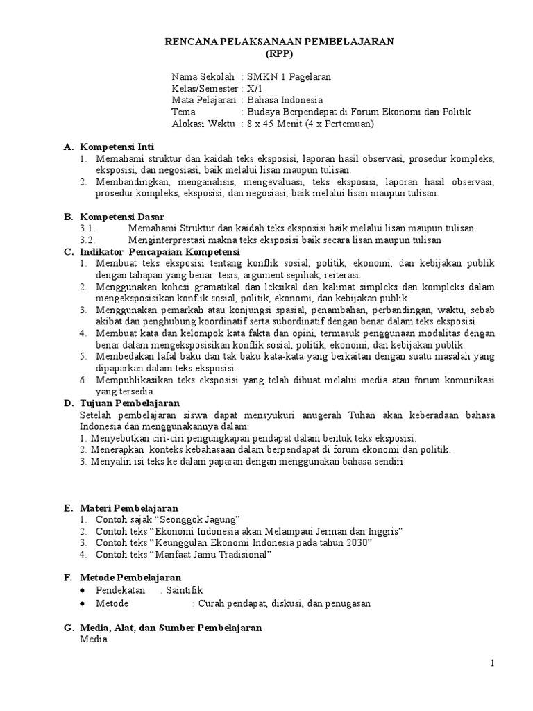 Pelajaran 3 Kegiatan 1 Okp